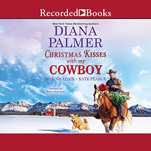 Christmas Kisses with My Cowboy cover art