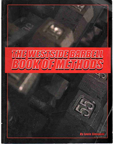 Price comparison product image WESTSIDE BARBELL BOOK OF METHODS