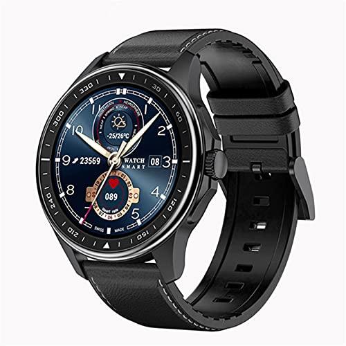 2021 Mode Herren SK3 Smart Watch Professionell Entworfene Top Ausgestattet Mit Herzfrequenz-Test-Schlaferkennung,B