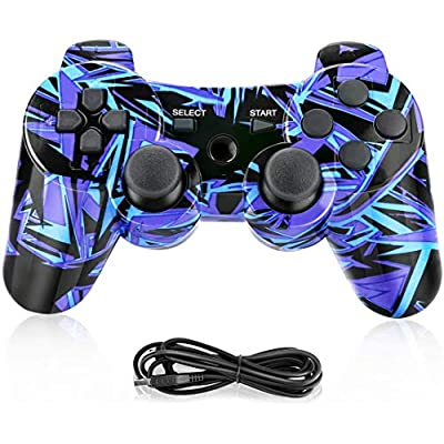 Amazon - Save 50%: BestFire PS3 Controller Wireless Pro Controller for Playstation 3 Bluetooth G…