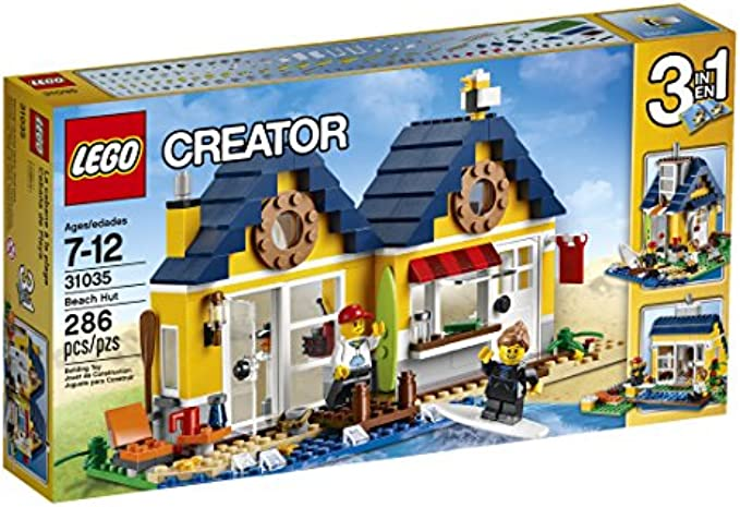 LEGO Creator  31035Beach Hut