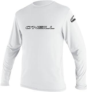 O`Neill Wetsuits Men`s O`Neill Basic Skins UPF 50+ Long Sleeve Sun Shirt