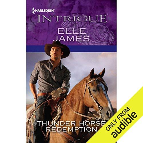 Thunder Horse Redemption audiobook cover art