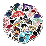 20 PCS Stickers Pack Mary Aesthetic Poppins...