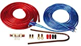 sinustec BCS de 1000 Cable para coche amplificador 10 mm2