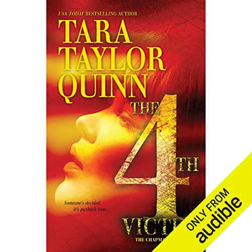 The Fourth Victim audiobook cover art