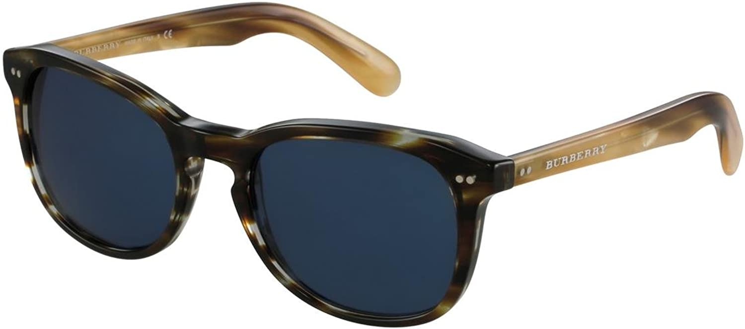 Burberry Women's BE421435518055 Brown Butterfly Sunglasses