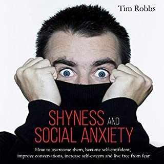 Shyness and Social Anxiety audiobook cover art