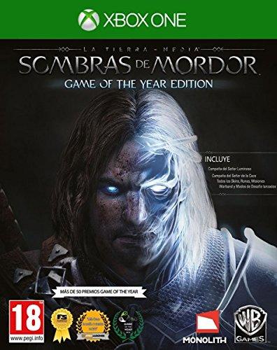 La Tierra-Media: Sombras De Mordor - Game Of The Year Edition