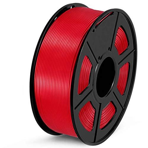 SUNLU PETG filamento para impresora 3D, filamento PETG de 1,75 mm, precisión dimensional +/- 0,02...