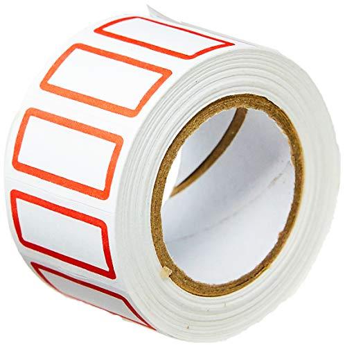 Etiqueta Pequena para Preço - Pacote com 5 rolos,Tilibra