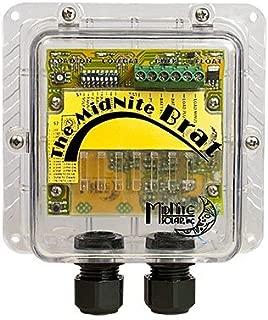 MIDNITE SOLAR BRAT CHARGE/LIGHTING CONTROLLER - 30 AMP, 12/24 VOLT DC, LOW VOLTAGE DISCONNECT, P/N BRAT