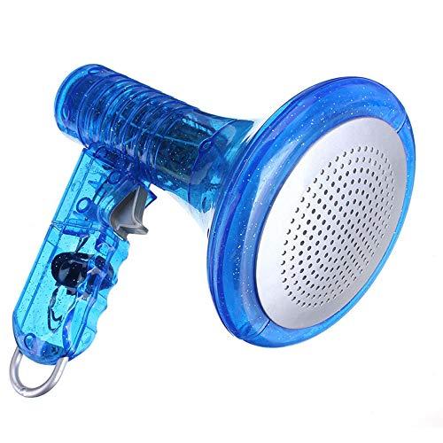 GSYYSZD Ändern Sie die Sound-Lautsprecher, Mini Tricky Spielzeug 10 Arten von Mustern zu tun den Klang der Kinder Geschenk blau ändern