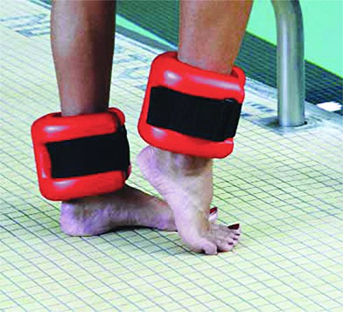 Review Of FEI 20-4040R Can-Do Aquatic Ankle Cuff, Red, 1 Pair