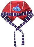 Playshoes Jungen UV-Schutz Kopftuch Taucher Mütze, Rot (Rot 8), Medium (Herstellergröße: 53cm)