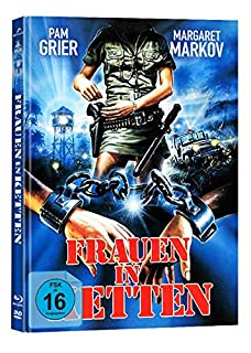 Frauen in Ketten - Black Mama, White Mama - Mediabook - Cover C - 2-Disc Limited Collector's Edition auf 222 Stück  (+ DVD) [Bl