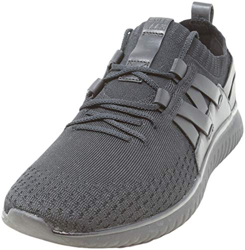 Cole Haan Men's Grand Motion Stitchlite Woven Trainers, Black, 6 UK