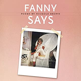 Fanny Says audiobook cover art
