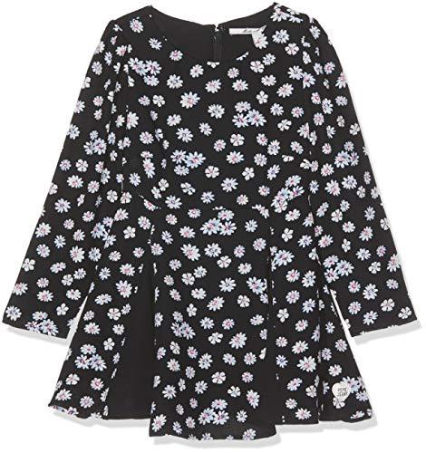 Pepe Jeans Mädchen Vella Kleid, Mehrfarbig (Multi 0Aa), 4 Jahre
