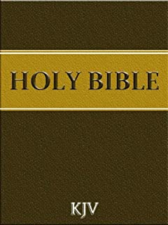 The Holy Bible - King James Version (Religion and Philosophy)