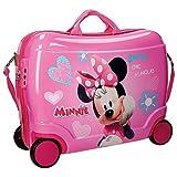 Disney Minnie Fabulous Valigia per bambini, 50 cm, 34 liters, Rosa