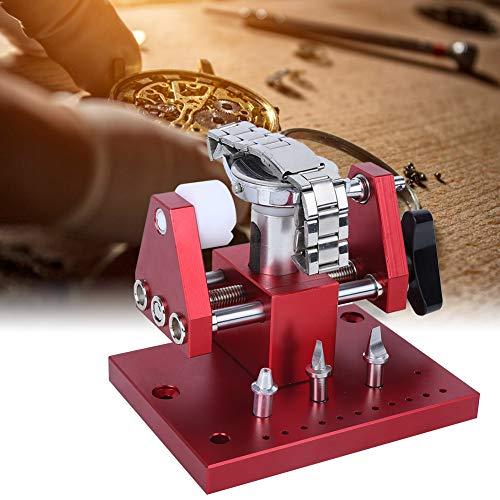 Herramientas manuales, removedor ergonómico de la caja trasera del reloj para la cubierta trasera de la caja del reloj para uso general para uso profesional para reparación