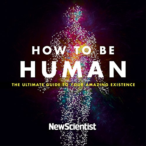 How to Be Human audiobook cover art