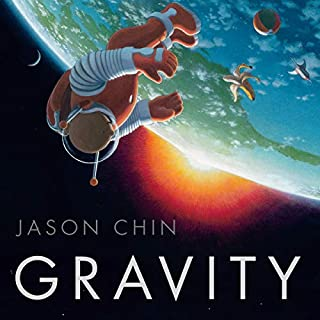 Gravity audiobook cover art