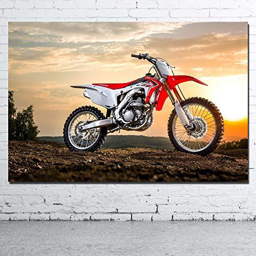 UHvEZ 1000pcs_Adult Puzzle_Cuadros de Motocross_Rompecabezas de Madera Personalizados, imágenes Completas, Juguetes de Bricolaje para decoración de Adultos_50x75cm