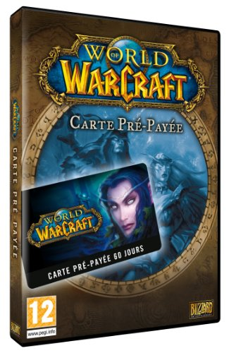 World of Warcraft–Prepaid-Karte 2Monate