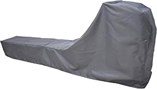 Rowing Machine Cover, Fitness Equipment Covers Protective Cover Dustproof Waterproof Cover and Water-Resistant Stationary Fitness Fabric Ideal for Indoor Or Outdoor use(Gray)