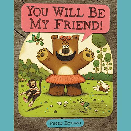 Page de couverture de You Will Be My Friend!