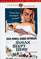 Susan Slept Here [DVD] [Import]