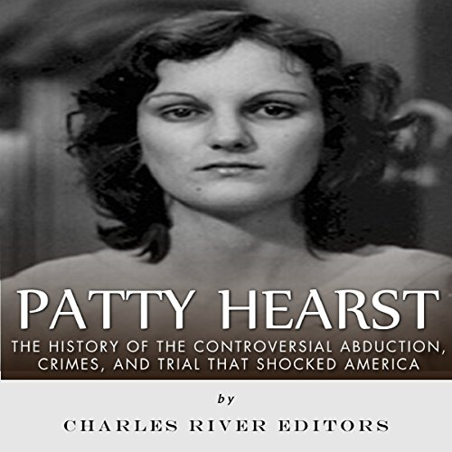 The Patty Hearst Kidnapping audiobook cover art