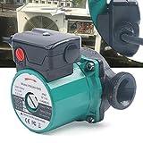 Bomba de circulación para piscina, calefacción, bomba de circulación, 65 L/min, para sistema de calefacción, suministro de agua de villas y fábricas