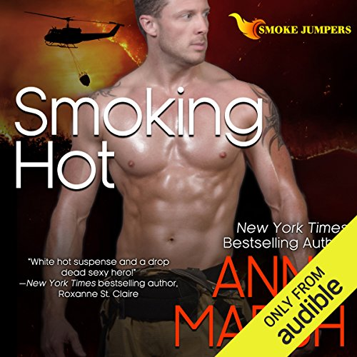 Smoking Hot audiobook cover art