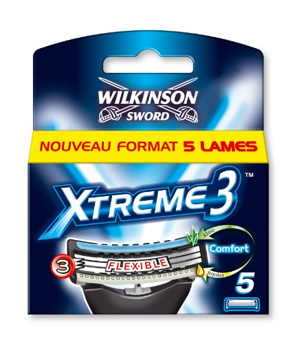 Wilkinson Xtreme 3 7004127E messen (Pack van 5)