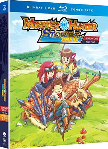 Monster Hunter Stories Ride On: Season One Part One [Blu-ray]