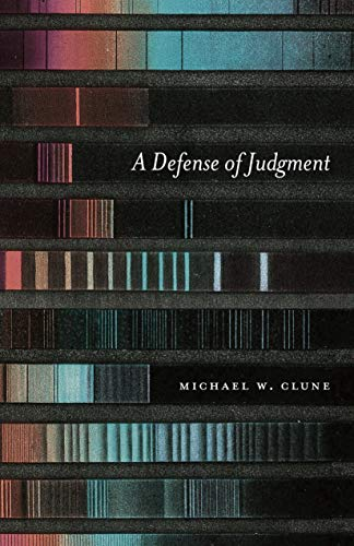 A Defense of Judgment (English Edition)