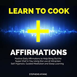 Learn to Cook Affirmations cover art