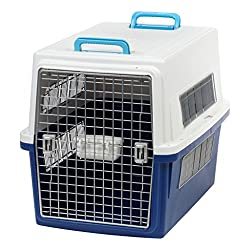 heavy duty hard plastic crate for the dog