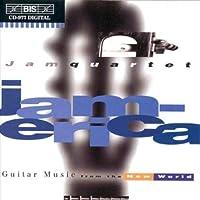 Jamerica: American Music for the Guitar Quartet by CHOBANIAN LORIS / FUNK PEARSON (1998-12-02)