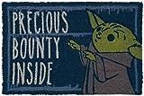Star Wars The Mandalorian - Precious Bounty Inside Unisex Felpudo Multicolor, PVC,