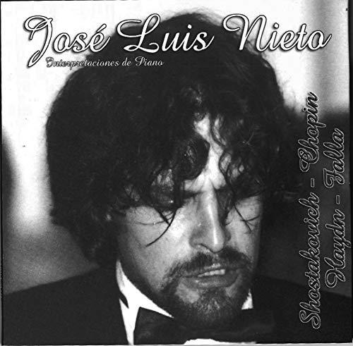 Interpretaciones de Piano CD   José Luis Nieto piano