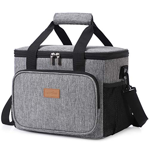 Lifewit Large Lunch Bag Insulated Lunch Box Soft Cooler Cooling Tote  Now $15.29 (Was $39.99)