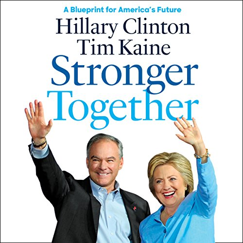 Stronger Together audiobook cover art
