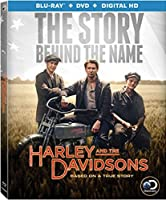 Harley and the Davidsons/ [Blu-ray] [Import]