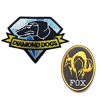 GrayCell Military Morale Diamond Dogs and Metal Gear Solid Fox Patch