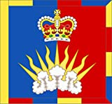 magFlags Flagge: Large Windsor Herald of Arms | Fahne 1.35m² | 110x120cm » Fahne 100% Made in Germany