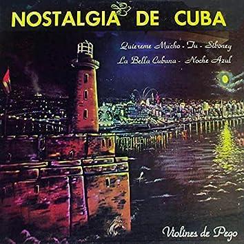 Nostalgia de Cuba
